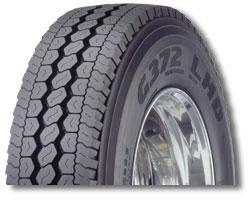 G372A LHD Tires